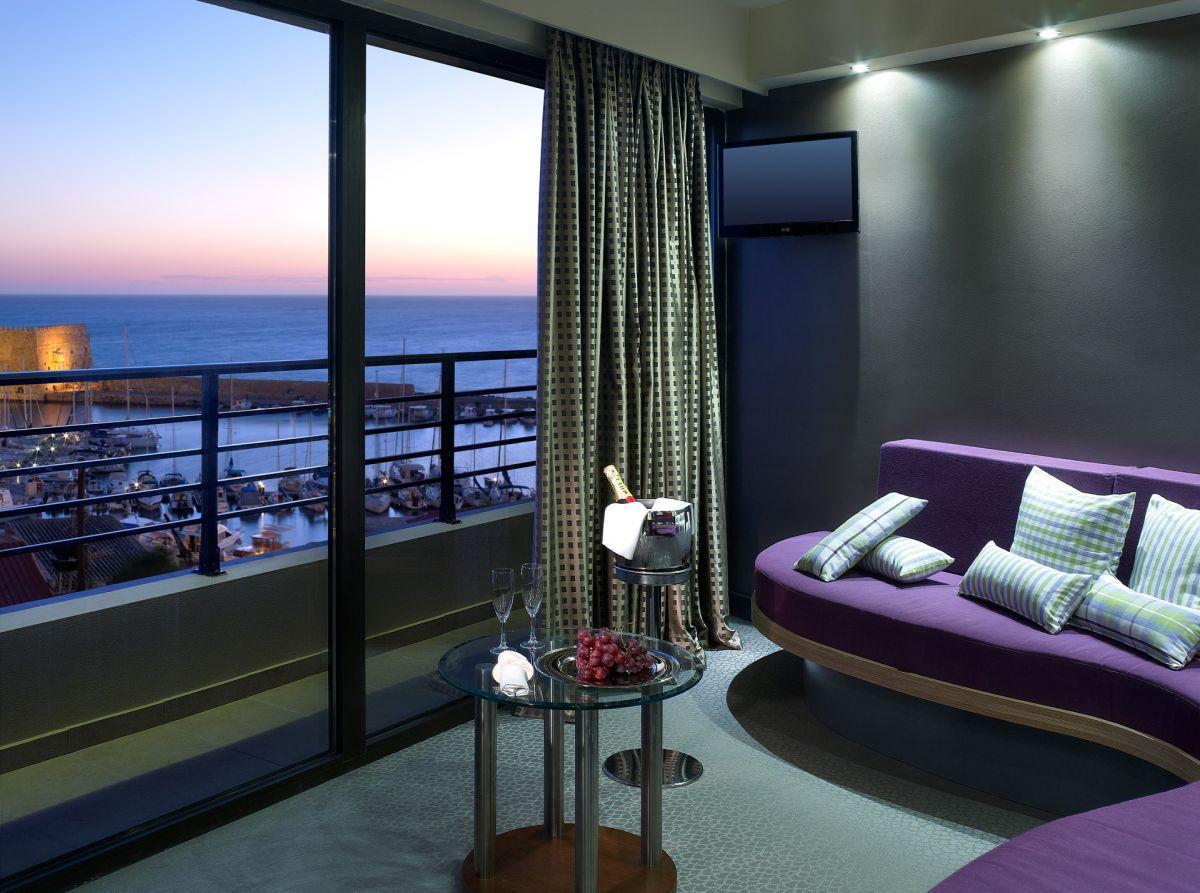 Executive Suite - Sitting Area